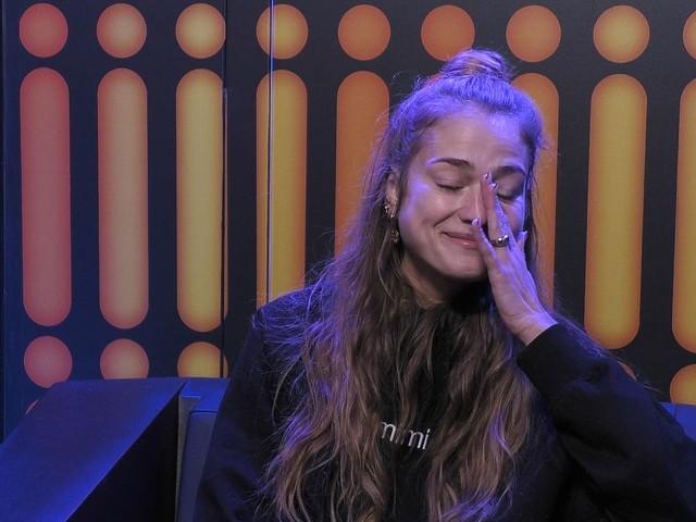 """Sat.1-Show: """"Meine Nerven sind am Ende"""": Mimi Gwozdz verlässt """"Promi Big Brother"""""""