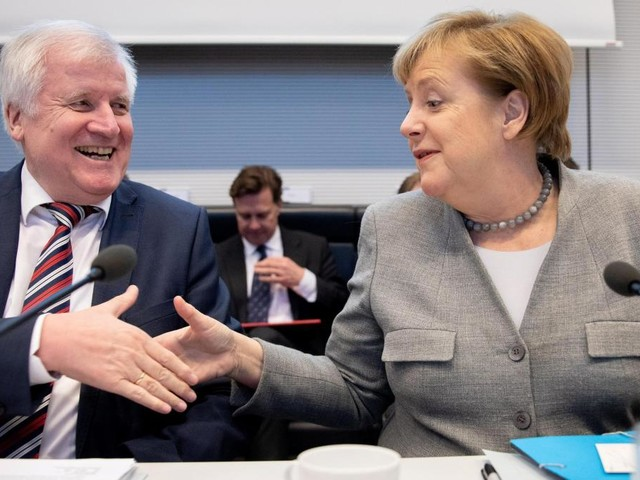 Nur fünf Abgeordnete der Union stimmen gegen UN-Migrationspakt