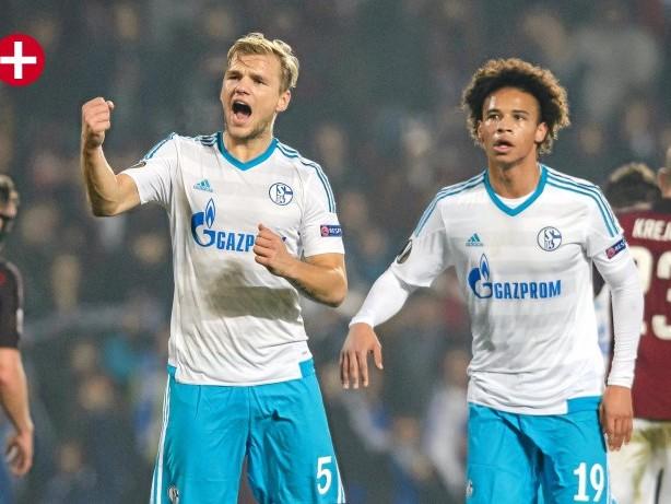 Schalke-Serie: Ein Wiedersehen mit Schalke hätte Johannes Geis nie erwartet