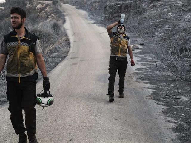 Waldbrände in Syrien:24 Menschen wegen Brandstiftung hingerichtet