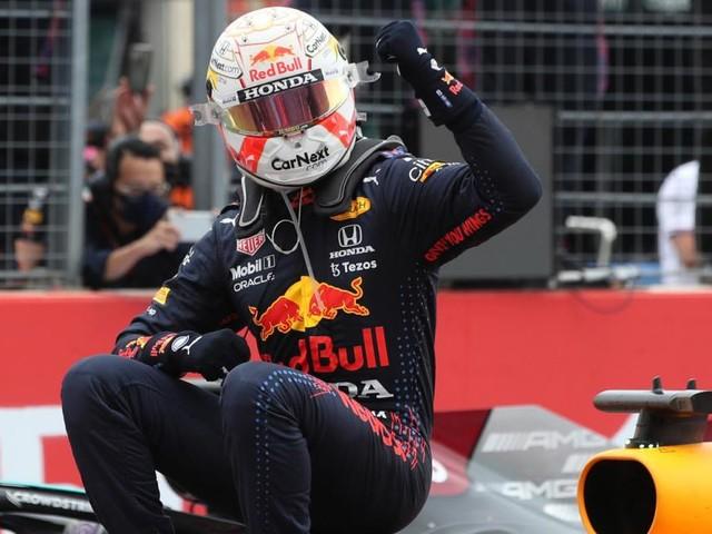 Verstappen jubelt: Geniestreich brachte Red Bull den nächsten Sieg
