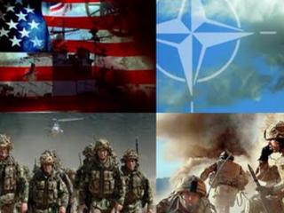 NATO-Ausgaben grösser als Russland und China