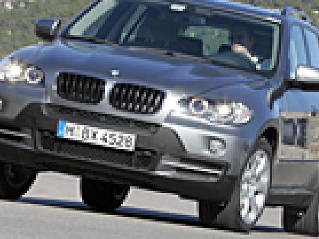 Fahrbericht BMW X52007 - Fahrdynamischer Klimakiller