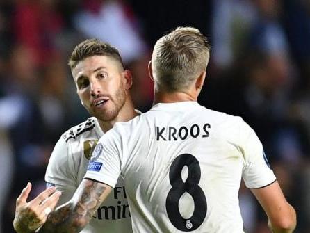 Stockende Stimme und Tränen:Ramos-Adios mit Real im Herzen