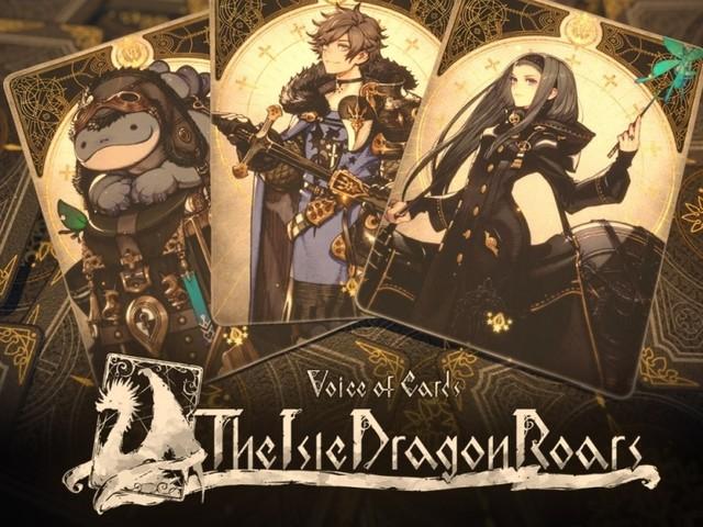 Voice of Cards: The Isle Dragon Roars - Taktik-Rollenspiel der NieR- und Drakengard-Macher angekündigt