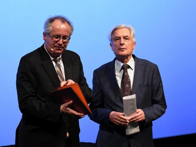 Kunsthistoriker Wolfgang Kemp erhält Sigmund-Freud-Preis