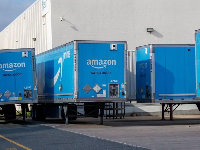 Amazon treibt Entwicklung selbstfahrender Lastwagen für Logistik voran