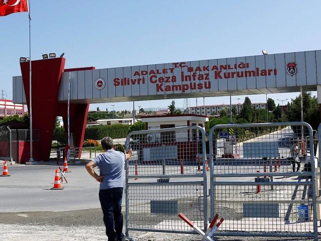 In vergangenen sechs Monaten: Zahl der Deutschen in türkischen Gefängnissen gestiegen