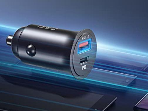 7 Euro: KFZ-Ladegerät mit USB-C und USB-A zum Aktionspreis