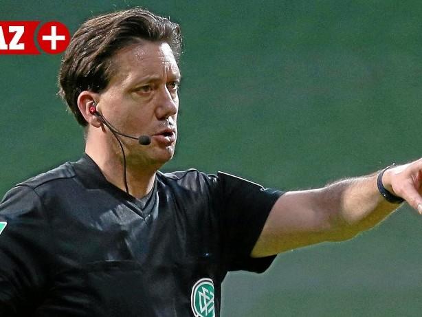 FUSSBALL: Kritik an Altersgrenze für Schiedsrichter