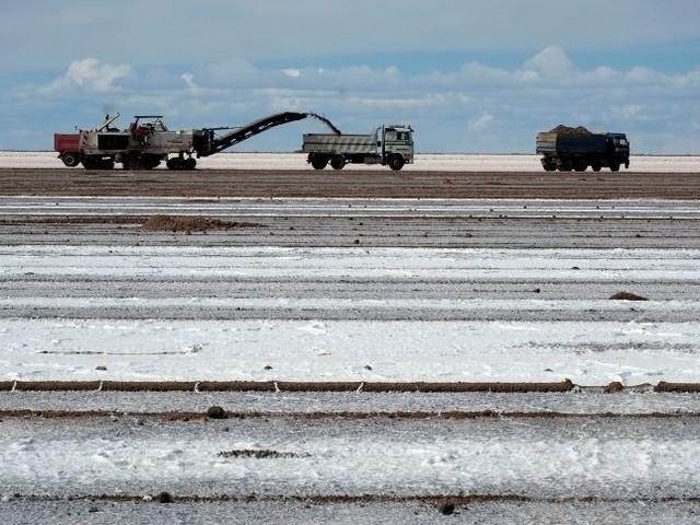 Vertrag mit Bolivien: Deutschland sichert sich Lithium-Vorkommen