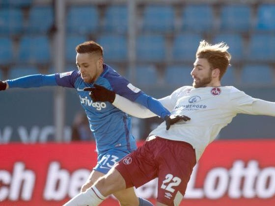 Nürnberg 0:0 in Bochum - Kiel verliert