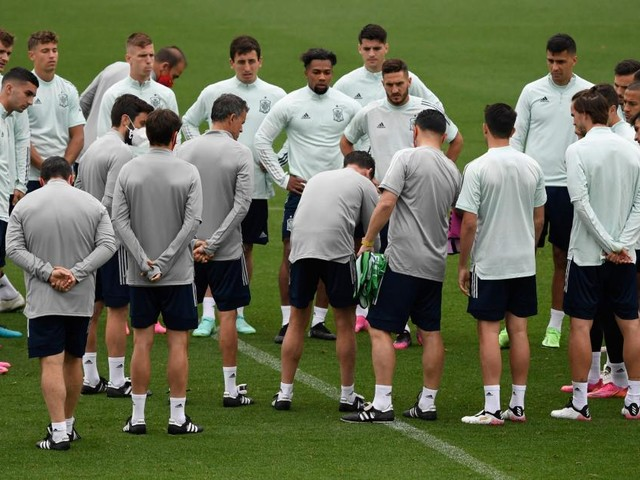 EURO 2020 live: So steht es bei Spanien gegen Polen