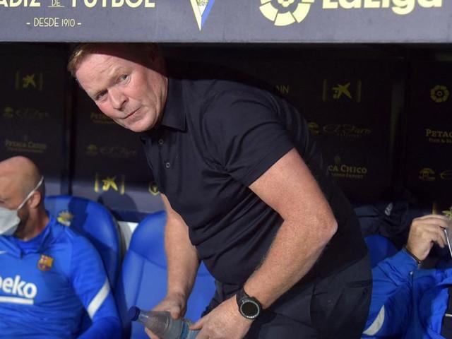 Barcelona-Coach Koeman nach 0:0 gegen Cadiz weiter unter Druck