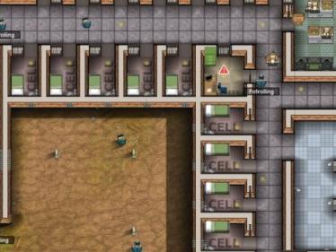 """Prison Architect: Erweiterung """"Second Chances"""" verfügbar"""