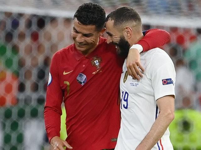 Portugal gegen Frankreich 2:2, EM-Vorrunde, Gruppe F, 3. Spieltag