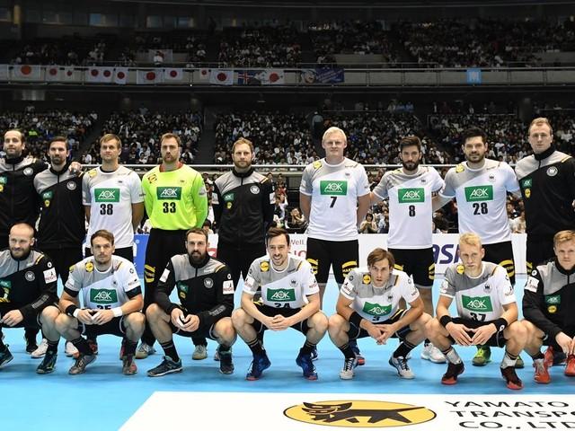 Handball heute: Deutschland - Serbien im Live-Stream und TV bei der WM 2019