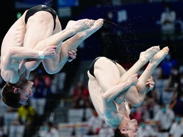 Olympia: Wasserspringer Hausding und Rüdiger gewinnen Bronze