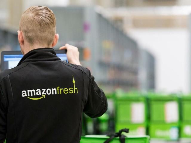 Logistik: DHL liefert keine Lebensmittel mehr für Amazon Fresh aus