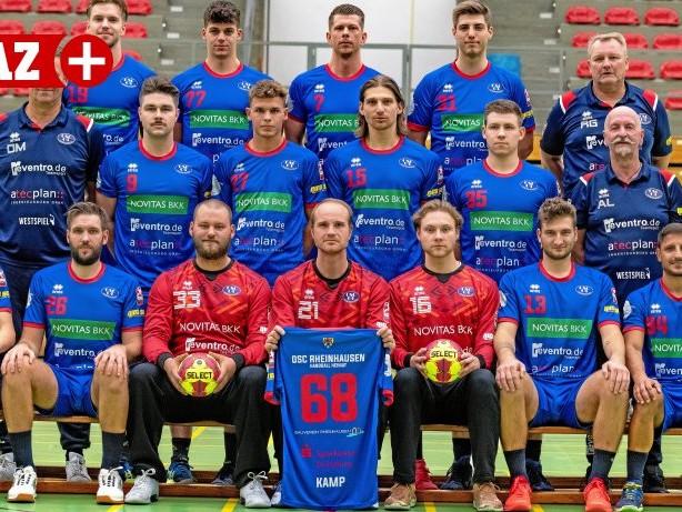 Handball-Regionalliga: OSC Rheinhausen: Heimpremiere gegen einen Mitfavoriten