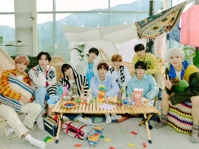 """NCT 127 mit neuem Album """"Sticker"""" und Auftritt bei James Corden"""