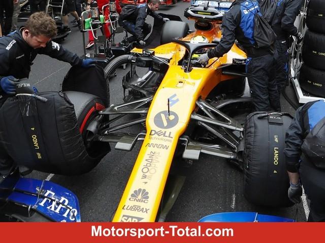 Formel-1-Live-Ticker: Regeln 2021 - Warum es auch ohne Heizdecken geht