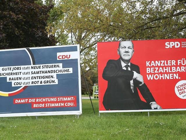 Groko hat erneut Mehrheit: Union schleicht langsam an SPD heran
