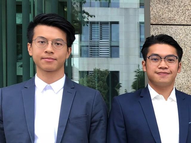 Menschenrechte: Deutschland schützt zwei Aktivisten aus Hongkong -China ist empört
