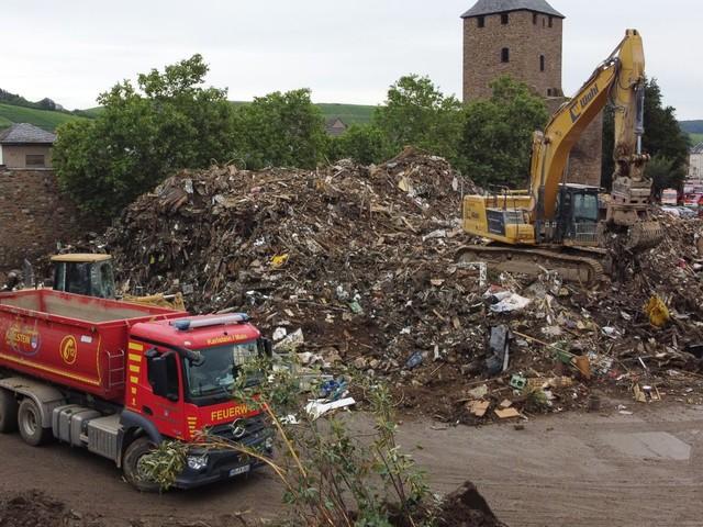 Flutkatastrophe: Bundesumweltministerium will Klima-Schadenskataster