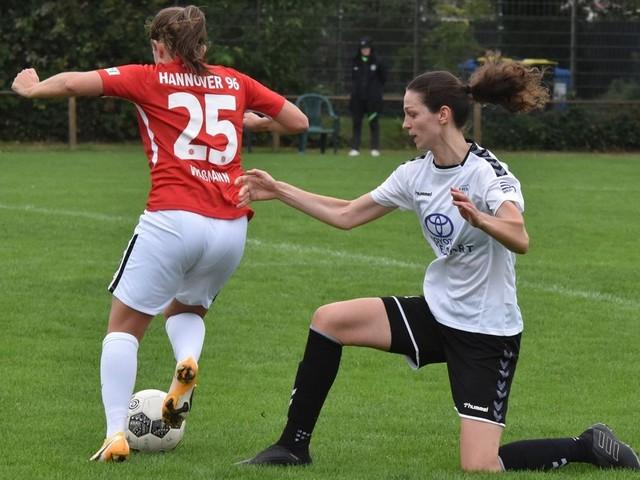TV Jahn Delmenhorst nach Pleite gegen Hannover 96 Letzter