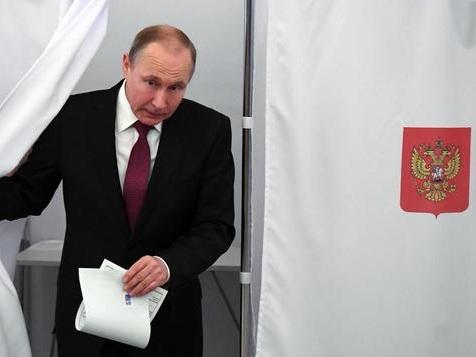 Eine echte Wahl hatten die Russen nicht