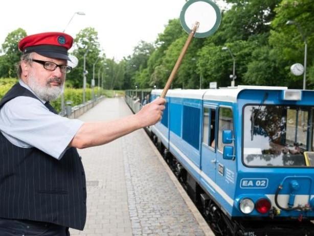 Attraktion in Ostdeutschland: DDR-Parkeisenbahnen bei Kindern und Touristen beliebt