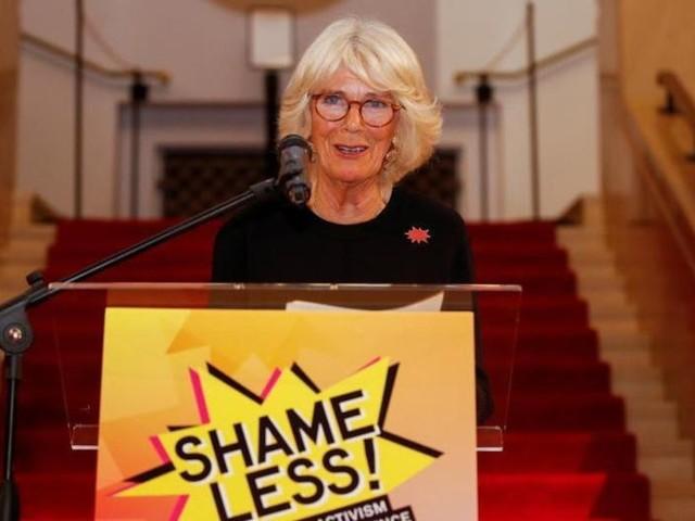 Herzogin Camilla: «Kultur des Schweigens» brechen