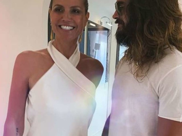 Schock vor Hochzeit von Heidi Klum: Ex-Mann mit fiesem Seitenhieb
