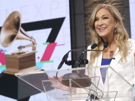 Grammy-Chefin eine Woche vor Verleihung freigestellt