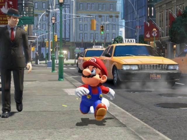 Super Mario Odyssey - Musical-Trailer: Jump Up, Super Star!