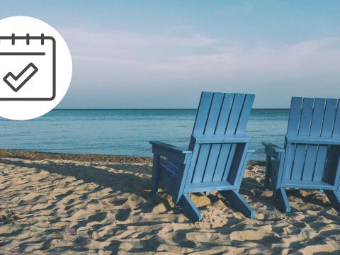 Brückentage 2022: So sichern Sie sich mehr Urlaub am Stück