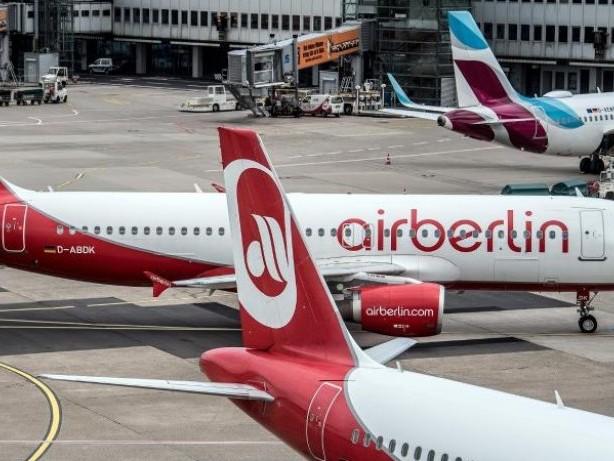 Wegen möglicher Übernahme: Air-Berlin-Insolvenz: Ryanair reicht Kartellbeschwerde ein
