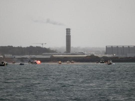 Fischereistreit mit Frankreich - Großbritannien zieht Patrouillenboote ab