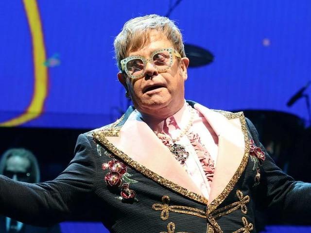 Elton John: Er machte sich während Las-Vegas-Konzert in die Hose