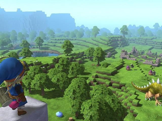 Dragon Quest Builders erscheint im Februar 2018 für Switch mit Free-Build-Modus