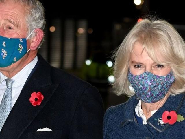 Britische Royals : Prinz Charles und Camilla besuchen Berlin