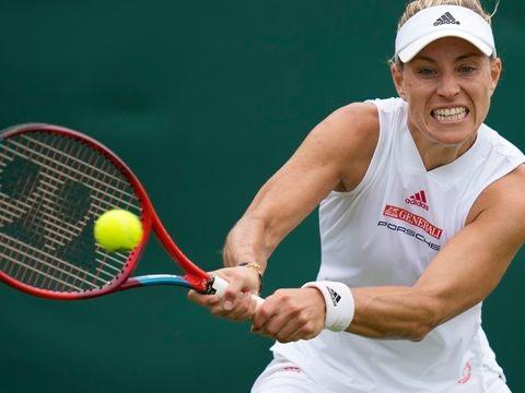 Wimbledon: Kerber nach Marathon-Match weiter - Zverev siegt und scherzt