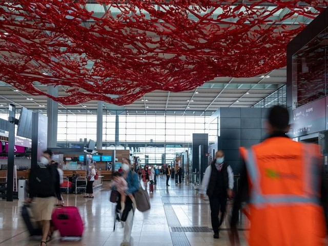 BER verzeichnet erstmals mehr als 50.000 Passagiere am Tag