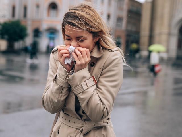 Entstehen Erkältungen durch kaltes Wetter?