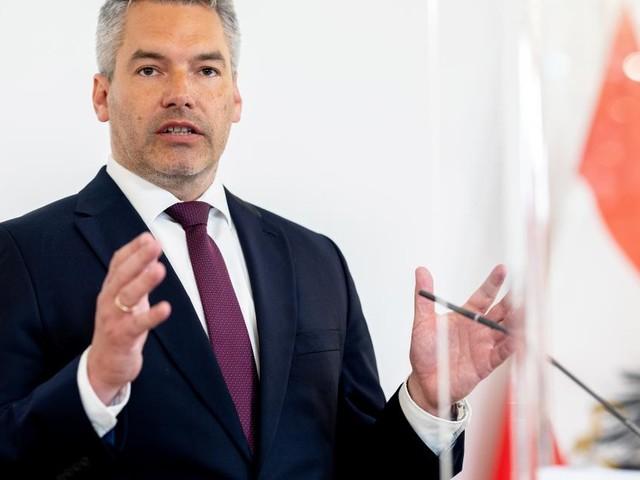 Innenminister Nehammer bei Migrationskonferenz in Prag