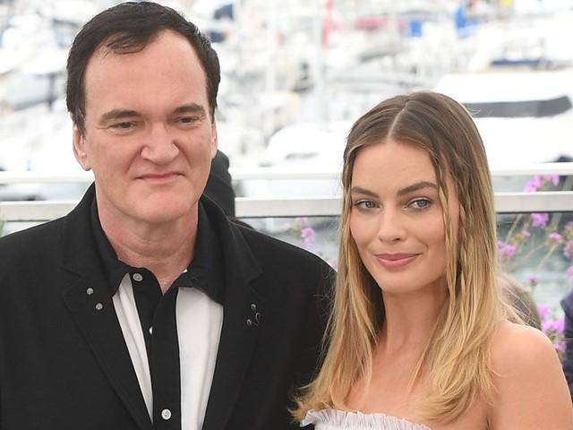 Quentin Tarantino stinksauer. Und das sagt Margot Robbie