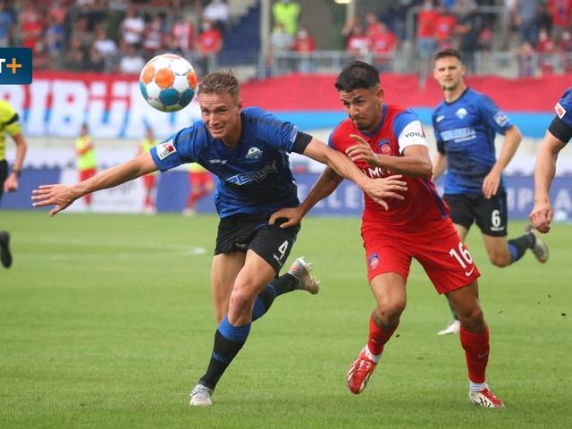 1. FC Heidenheim gegen SC Paderborn – Die Highlights im Video