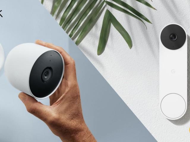 [Anzeige] Nest Cam und Nest Doorbell starten: So macht Google unser Zuhause kabellos und smarter