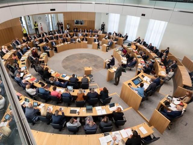 Landtag berät über Sondervermögen zum Wiederaufbau nach Flut